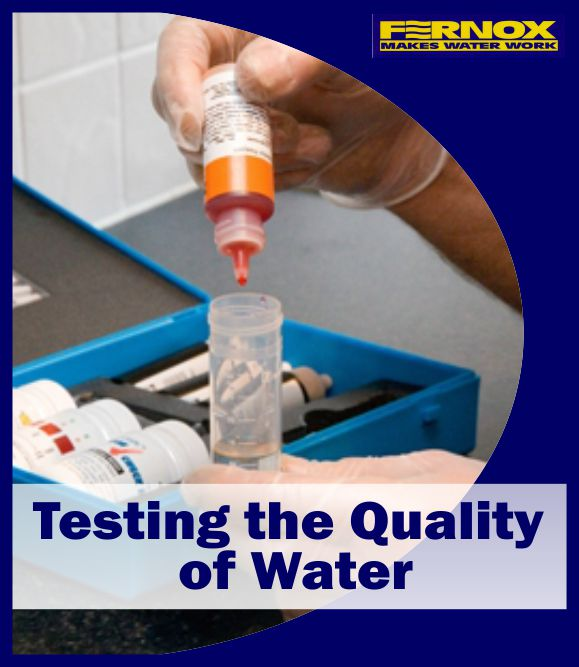 Fernox Testing the Quality of Water Training Module