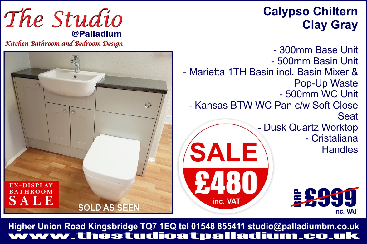 Ex Display Bathroom Sale