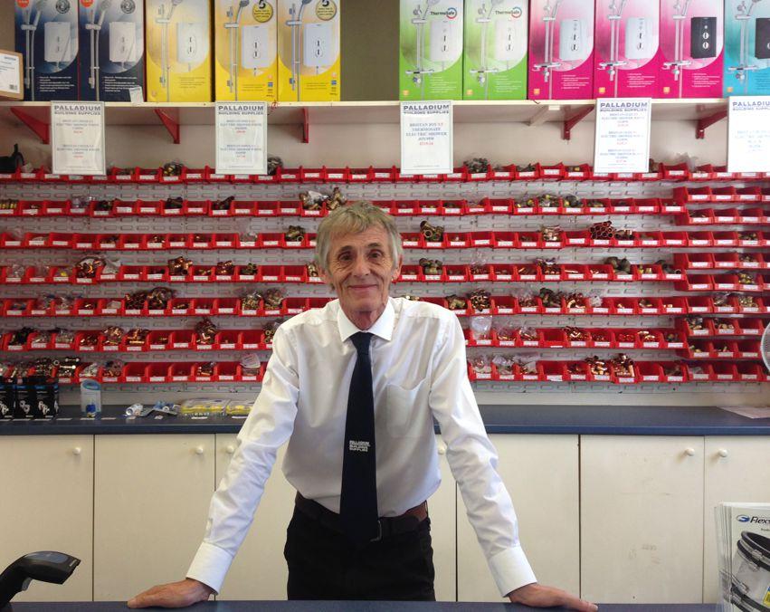 New Staff Member Palladium Building Supplies
