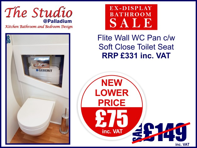 Wall Hung WC Sale