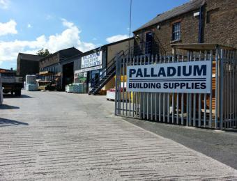 Palladium Heavy Side Materials