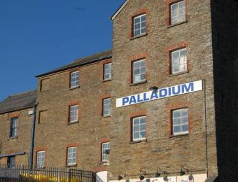 Palladium Building Supplies and The Studio at Palladium
