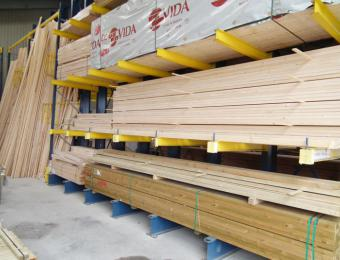 Palladium Timber and Sheet Materials Supplies