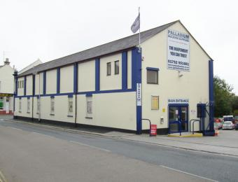 Palladium Building Supplies St Levan Road Plymouth