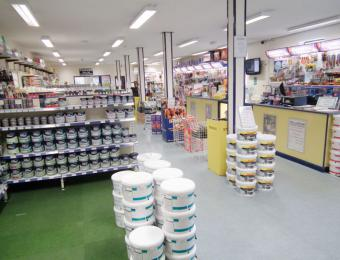 Palladium Painting and Decorating Supplies
