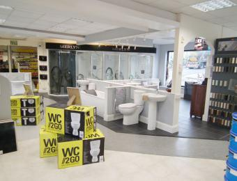 Palladium Kitchens and Bathrooms Showroom
