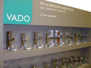 palladium new vado display - Bathroom Accessories Display